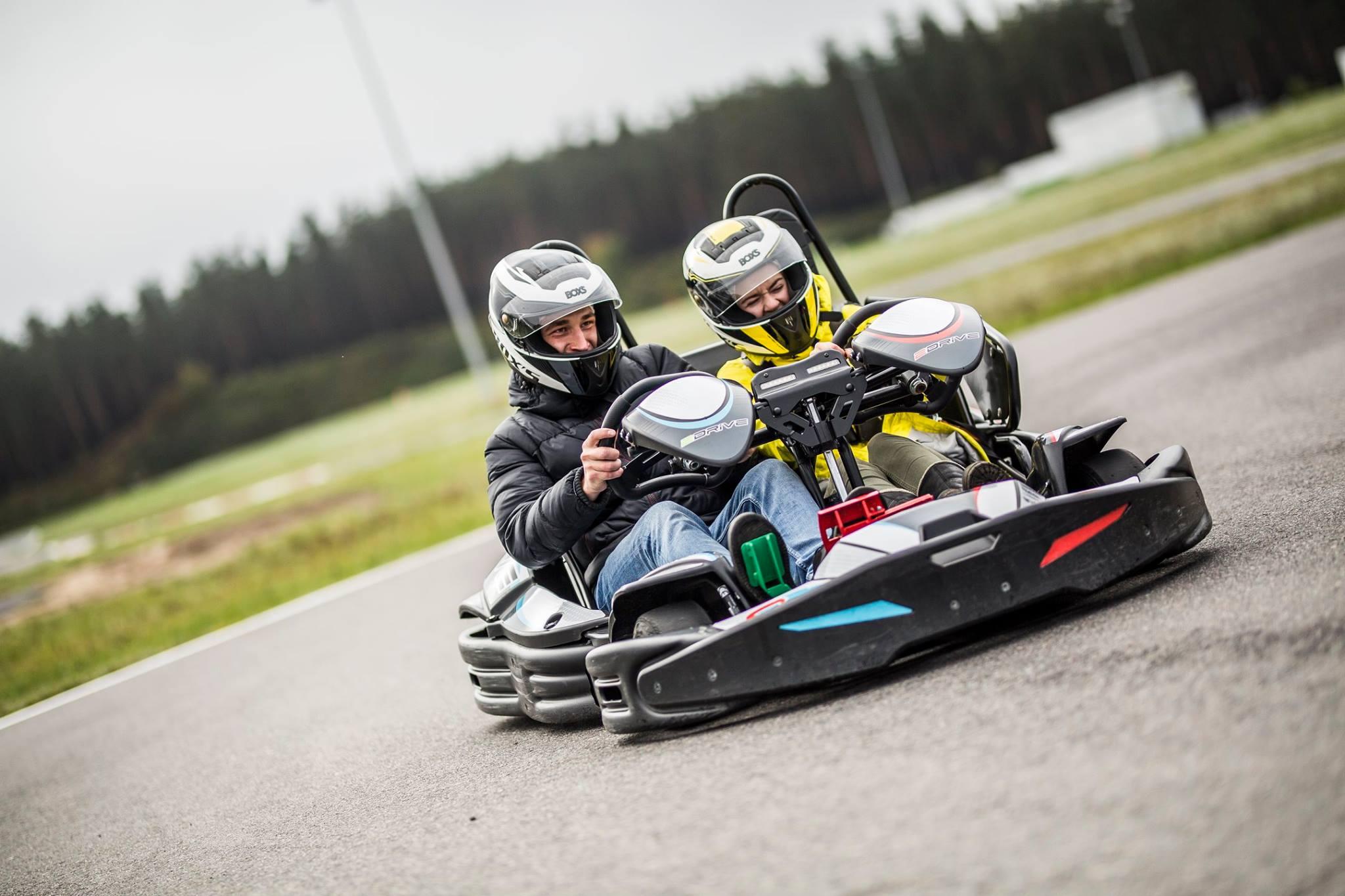 kart over riga Racing outdoors   go karting in Riga, Latvia   Allure Tours.lv kart over riga