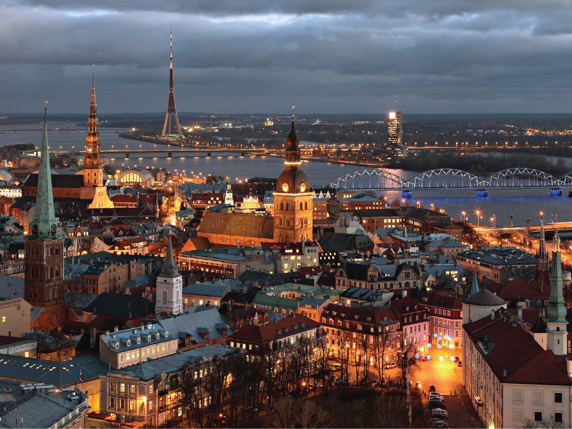 Activities In Riga